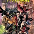 Thors Comic Review Column &#8211 Batman &#038 Robin Eternal #1-10 And Robin Wars