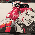 The Man Who Found Two Original Harley Quinn Cover Sketches&#8230