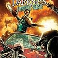 Ash Vs The Frankenstein Monster In Army Of Darkness Furious Road