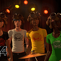 Rock Band 4 To Add Psychonauts Costumes