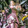 A Busy Week For Jim Zub: More Dungeons &amp Dragons Comics And Thunderbolts