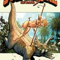 Exclusive Extended Preview Of Frank Cho's Jungle Girl Season 3 Trade