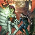 Steampunk Crime Fantasy And Magic Make Up The Precinct