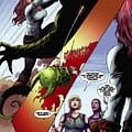 A More Mature Red Sonja Leads The Vulture's Circle Trade