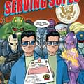 Indie Spotlight On Serving Supes Chroma Flutter And Dead Mans Party
