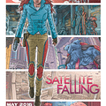Sci-Fi Crime Drama Satellite Falling Releasing From IDW This May