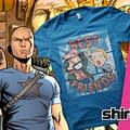 Valiant Offers Emoji-Inpsired Archer &#038 Armstrong T-Shirt For One Day Only