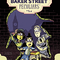 Sherlock Holmes Mrs. Hudson The Baker Street Peculiars Is A Fun Read