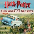 A New Harry Potter Illustrated Edition Cover For The Chamber Of Secrets