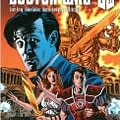 Interviewing Doctor Whos Mike Collins About Now Working On The Show Comics Today And The One Hero Hed Jump To Write On