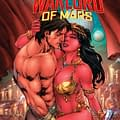 Free On Bleeding Cool &#8211 John Carter: Warlord Of Mars #7