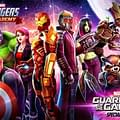 The Guardians Of The Galaxy Come To Marvel Avengers Academy