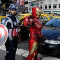 A New Civil War &#8211 Iron Man And Captain America Vs Uber