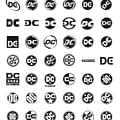 When Rian Hughes Pitched Fifty Logos For DC Comics