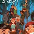 Into The Woods Advance Review Of Lumberjanes/Gotham Academy #1