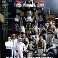 Patlabor: From Anime to Live Action &#8211 Look It Moves by Adi Tantimedh (Neil Gaiman UPDATE)