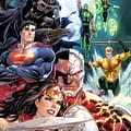 Tyler Kirkham Shares His Retailer Exclusive Justice League #1 Cover