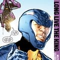 Phil Jimenez Swipe Files Obama (And Himself) For X-O Manowar #50