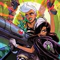 Its A Bright Cyberpunk Story For Most Ages Kurtis Wiebe Talks Bounty