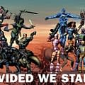 A Few Fun Thoughts About Marvel Now: Divided We Stand Today