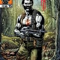 Darick Roberstons Homage To The Nam In This Weeks Valiant Previews