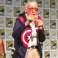 93 Year-Old Pokemon Go Fanatic Stan Lee At San Diego Comic-Con