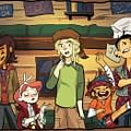More Diverse Comics: Trends In Kids Graphic Novels At San Diego Central Library