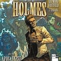 Kareem Abdul-Jabbar Brings Mycroft Holmes and the Apocalypse Handbook To San Diego Comic Con