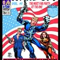 Gays For Trump Use Jim Steranko SHIELD Image For Party Poster With Ann Coulter Pam Geller Geert Wilders And More