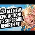 Talking Comics &#8211 Suicide Squad #1 Briggs Land #1 Demonic #1 Superwoman &#038 More