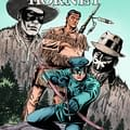 Death Is Coming To The Lone Ranger / Green Hornet #4