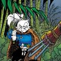 What Is The Secret Of The Hell Screen &#8211 Exclusive Usagi Yojimbo #157 Preview