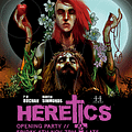 Be A Heretic At Thought Bubble With P M Buchan Ben Templesmith And More