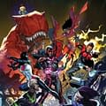 SCOOP: After IVX #2 Leinil Yu Will Not Return to Inhumans vs. X-Men Until IVX #6