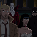Batman Meets The Shrouds In Clip From Justice League Dark
