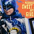 Win An Batman / Catwoman 66 Art Print By Olivia
