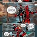 Improbable Previews: Deadpool The Duck #1