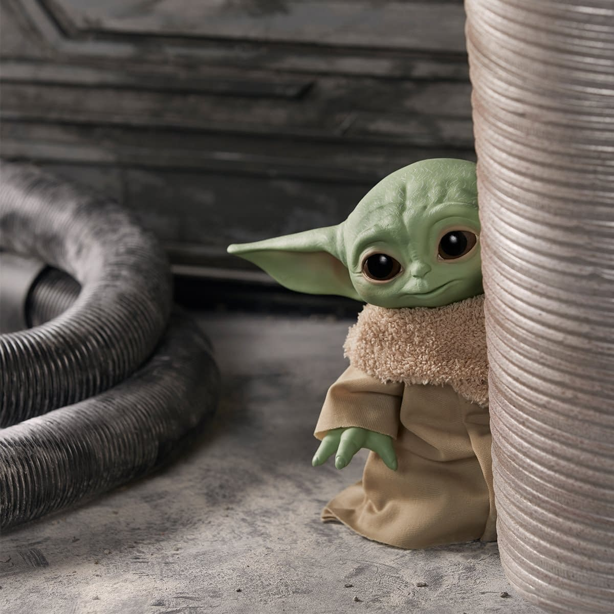 Baby Yoda and More Toys Could be Halted Due to Coronavirus