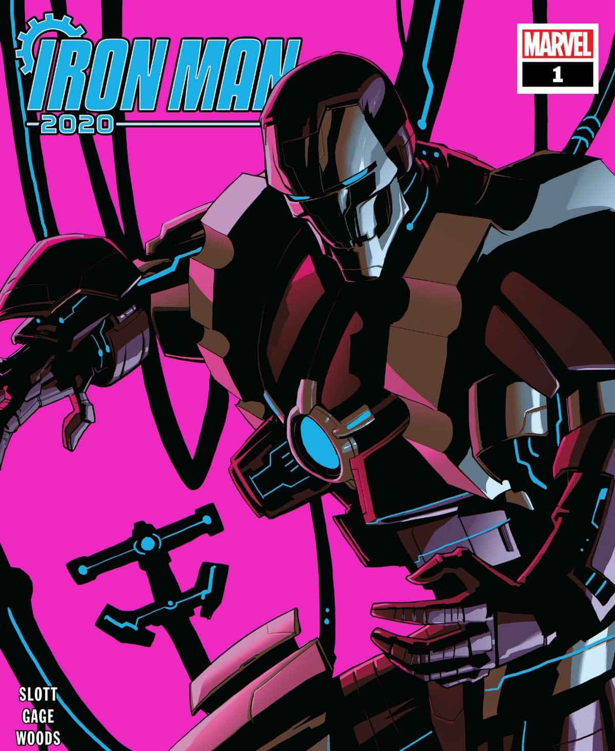 "REVIEW: Iron Man 2020 #1 -- ""Rude, Boorish, Entitled, Rich, Unrestrained, Motivated"""