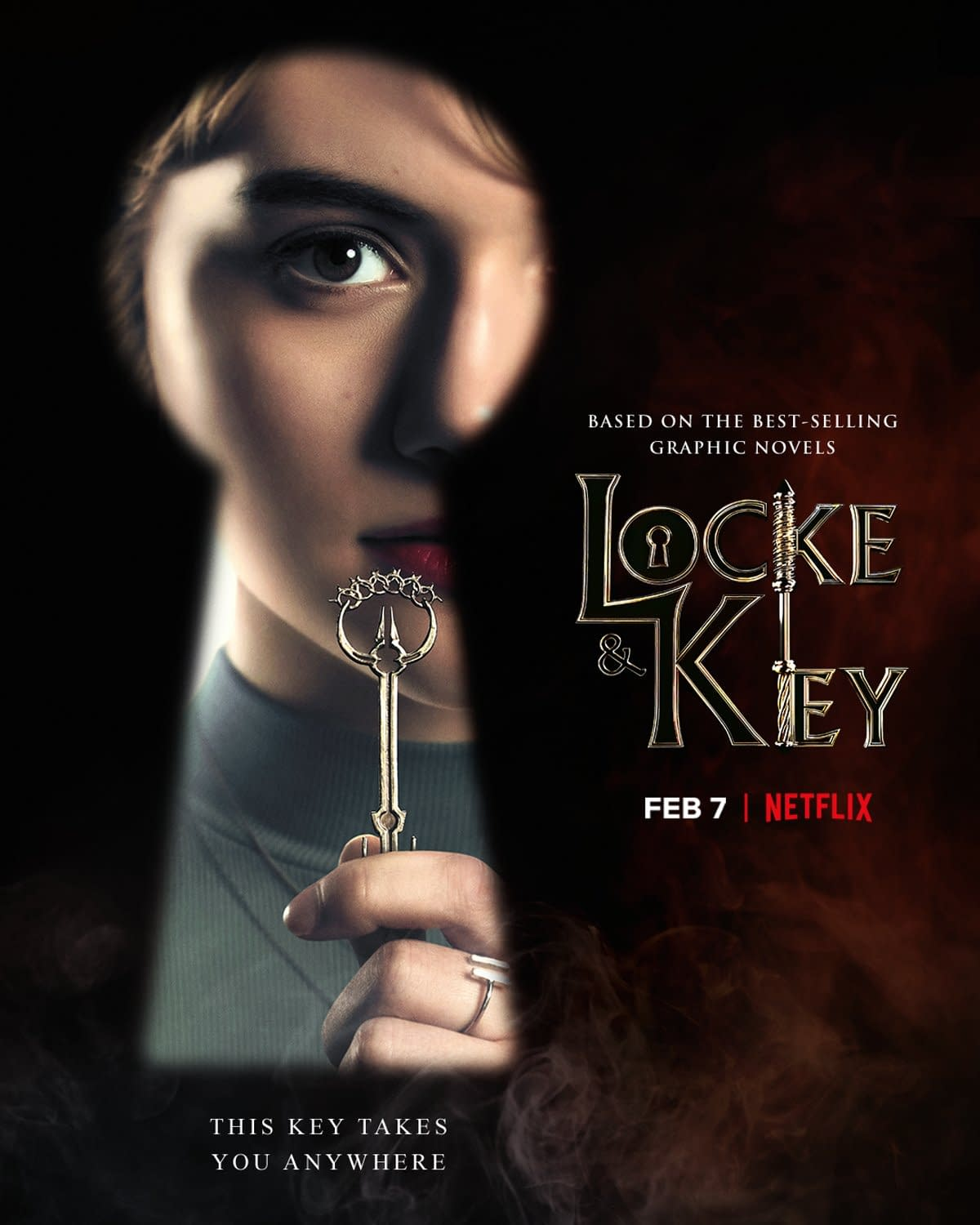 """""""Locke & Key"""": They Were Told Not to Screw Around with Those Keys… [TEASER]"""