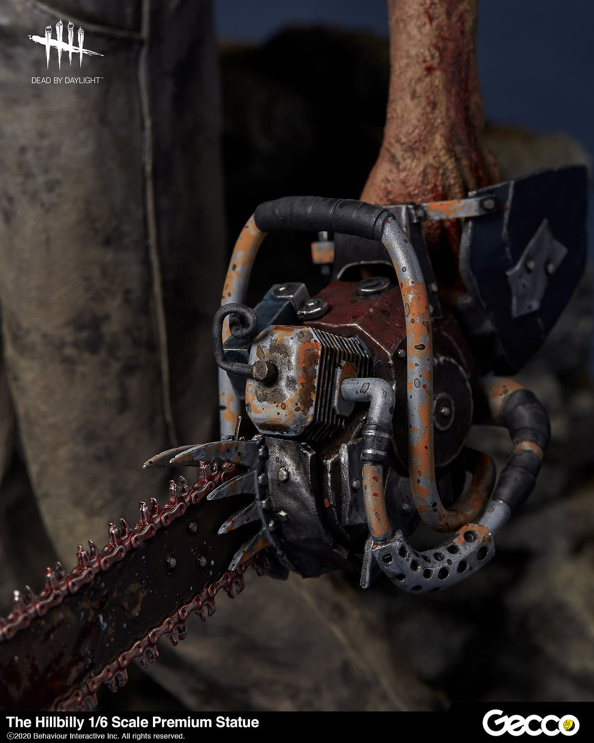 Gecco-Dead-by-Daylight-Hillbilly-Statue-019