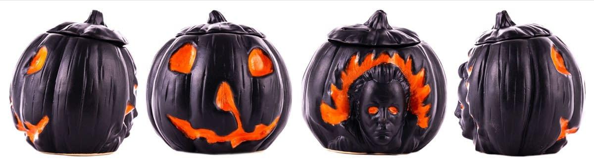 Halloween Jack-O-Lantern Tiki Mugs From Mondo On Sale Today