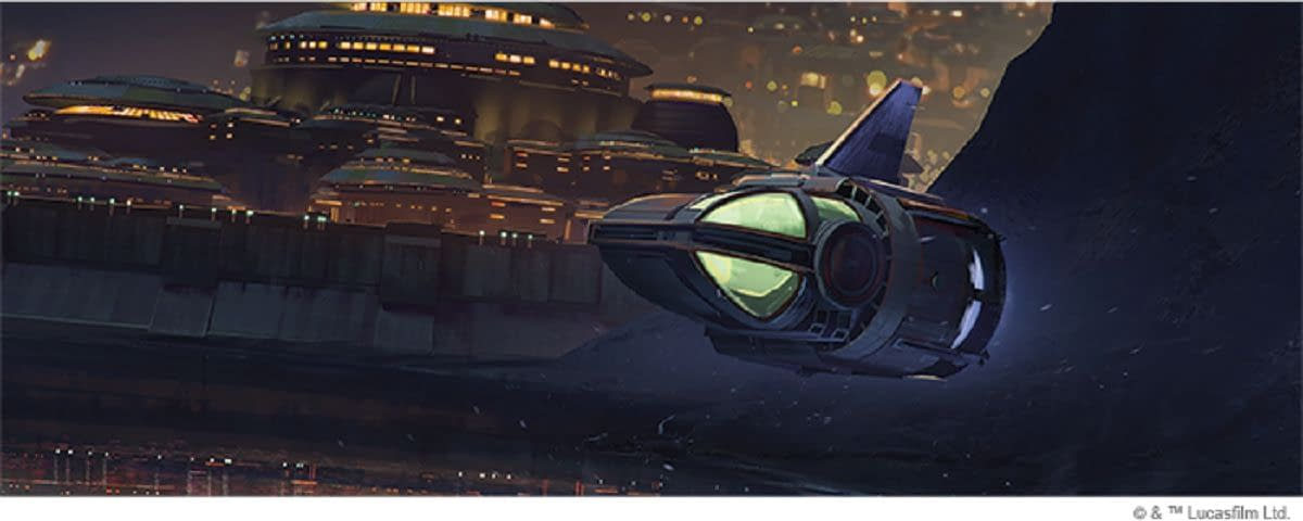 """""""Star Wars: X-Wing"""" Resistance Transports Incoming!"""
