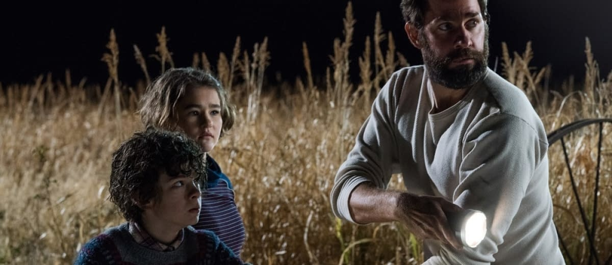 """A Quiet Place: Part II"": Djimon Hounsou Cast; Replacing Brian Tyree Henry Over Scheduling Conflicts"