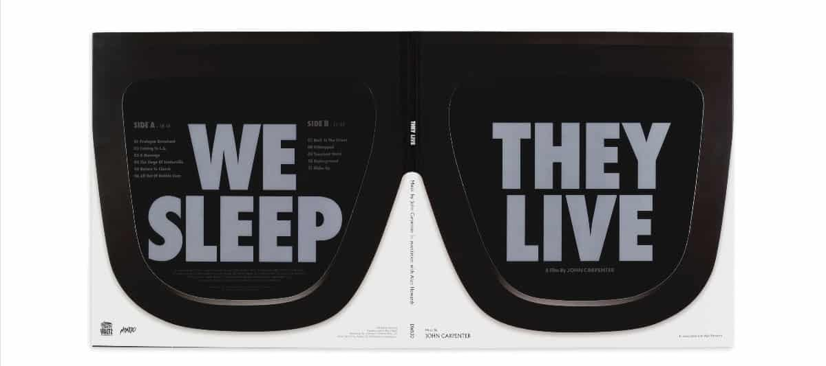 Mondo They Live Vinyl Soundtrack 4