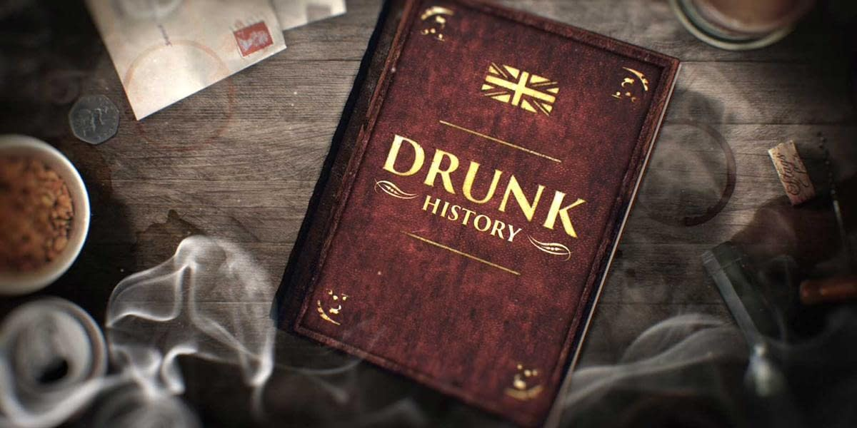 """""""Drunk History"""" to Tackle Poodle """"Fame"""" (PREVIEW)"""