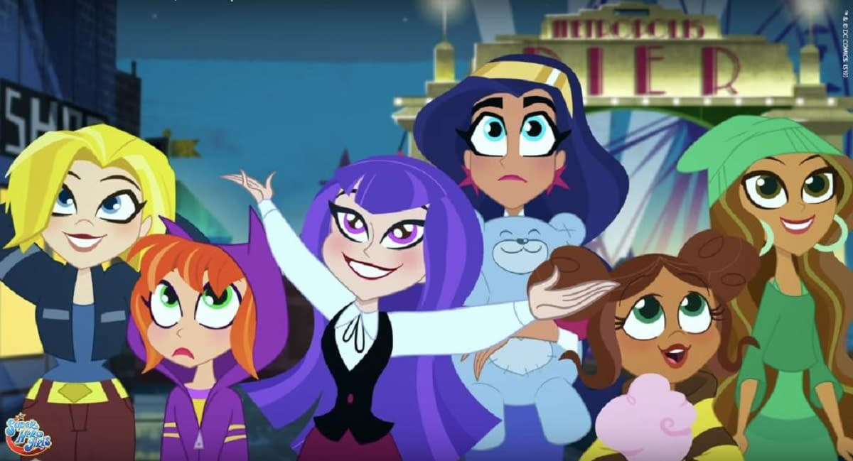 """""""DC Super Hero Girls"""": Back and Better Than Ever – Together [SPOILER REVIEW]"""