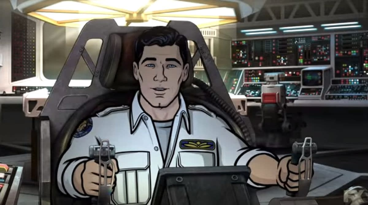 "'Archer: 1999': New Season Means New 'Archer' ""Reality"" (SPOILER REVIEW)"