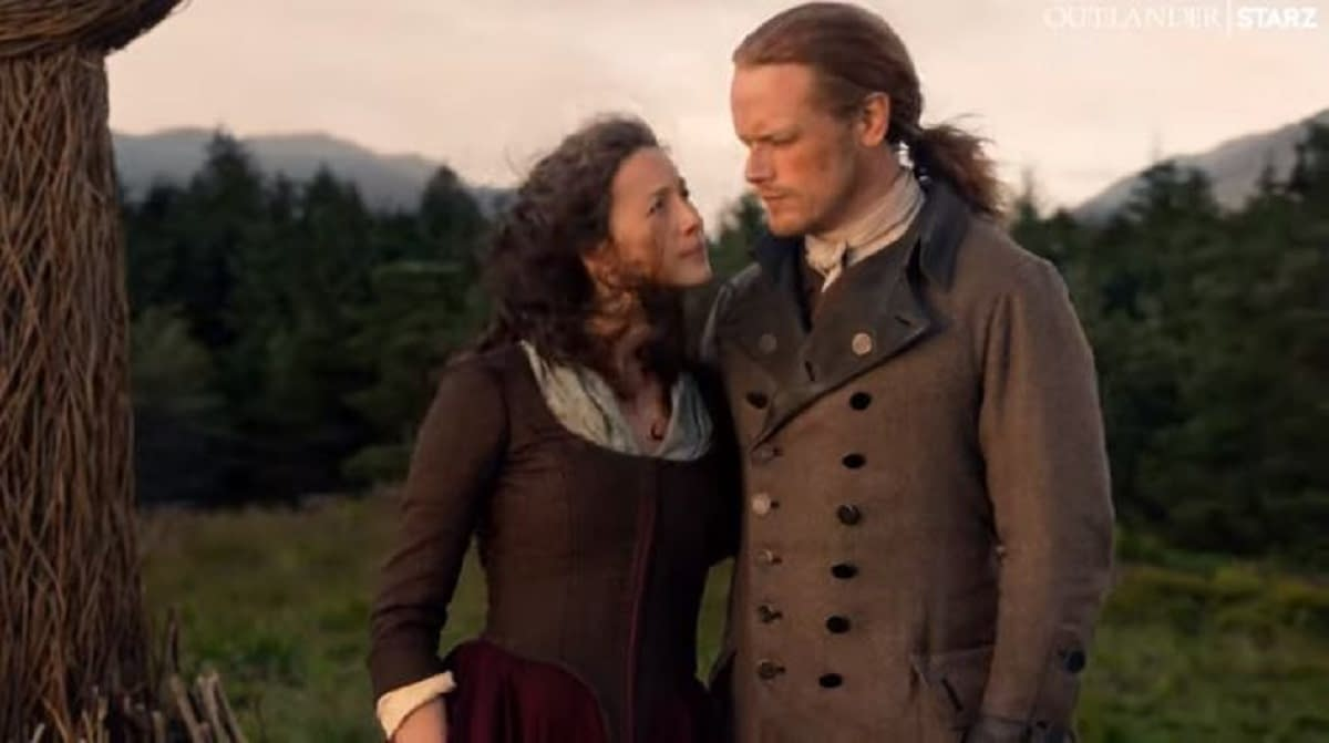 Outlander Season 5 Claire Jamie Will Fight For Their Home Preview