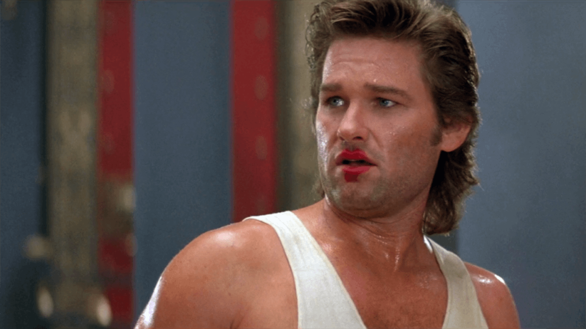 Big Trouble in Little China: Sidekick in Red Lipstick (Neon Cinema)